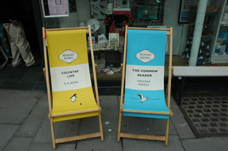 Penguin Deckchairs